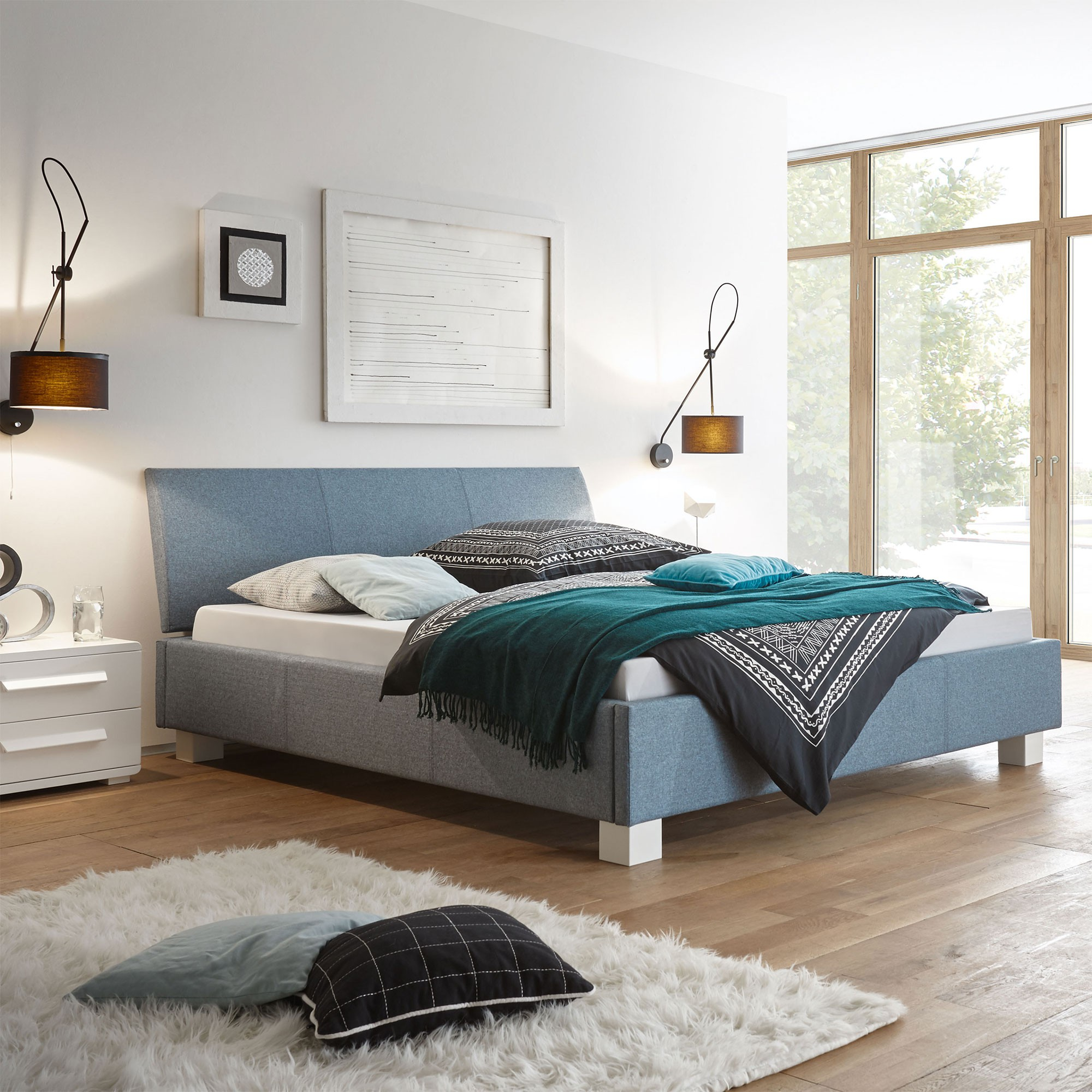 Full Size of Polsterbett 200x220 Hasena Dream Line Aprino Ivio Ripo Online Kaufen Belama Betten Bett Wohnzimmer Polsterbett 200x220