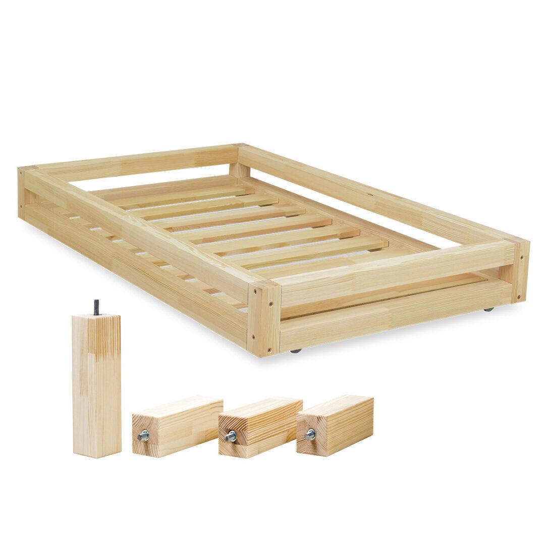 Large Size of Ausziehbares Doppelbett Europe Nature Bett Kinderbetten Betten Wohnzimmer Ausziehbares Doppelbett