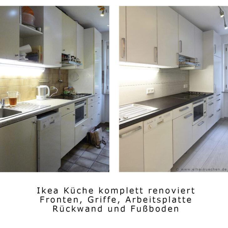 Medium Size of Rückwand Küche Ikea Wir Renovieren Ihre Kche Kchenrenovierung Mnchen Fronten Grau Hochglanz Essplatz Stengel Miniküche Sideboard Einbauküche Gebraucht Wohnzimmer Rückwand Küche Ikea