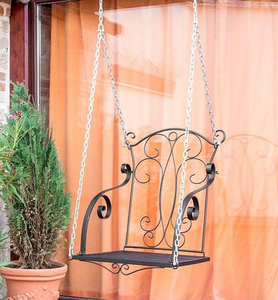 Full Size of Dandibo Hngesessel Braun Metall Relaschaukel Mit Ketten Bett Regal Weiß Regale Wohnzimmer Gartenschaukel Metall