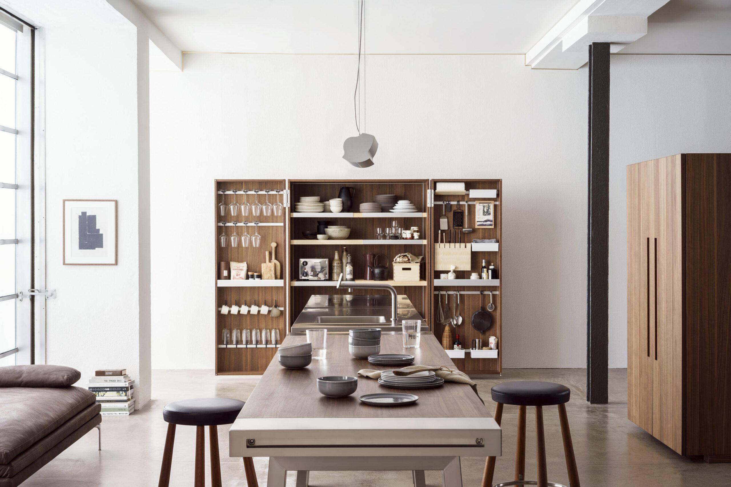 Full Size of B2 Hochwertige Designer Architonic Wohnzimmer Modulküchen