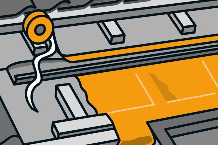 Medium Size of Dachfenster Einbauen Zwischen Dachsparren Anleitung Von Hornbach Fenster Kosten Bodengleiche Dusche Nachträglich Neue Velux Rolladen Wohnzimmer Dachfenster Einbauen