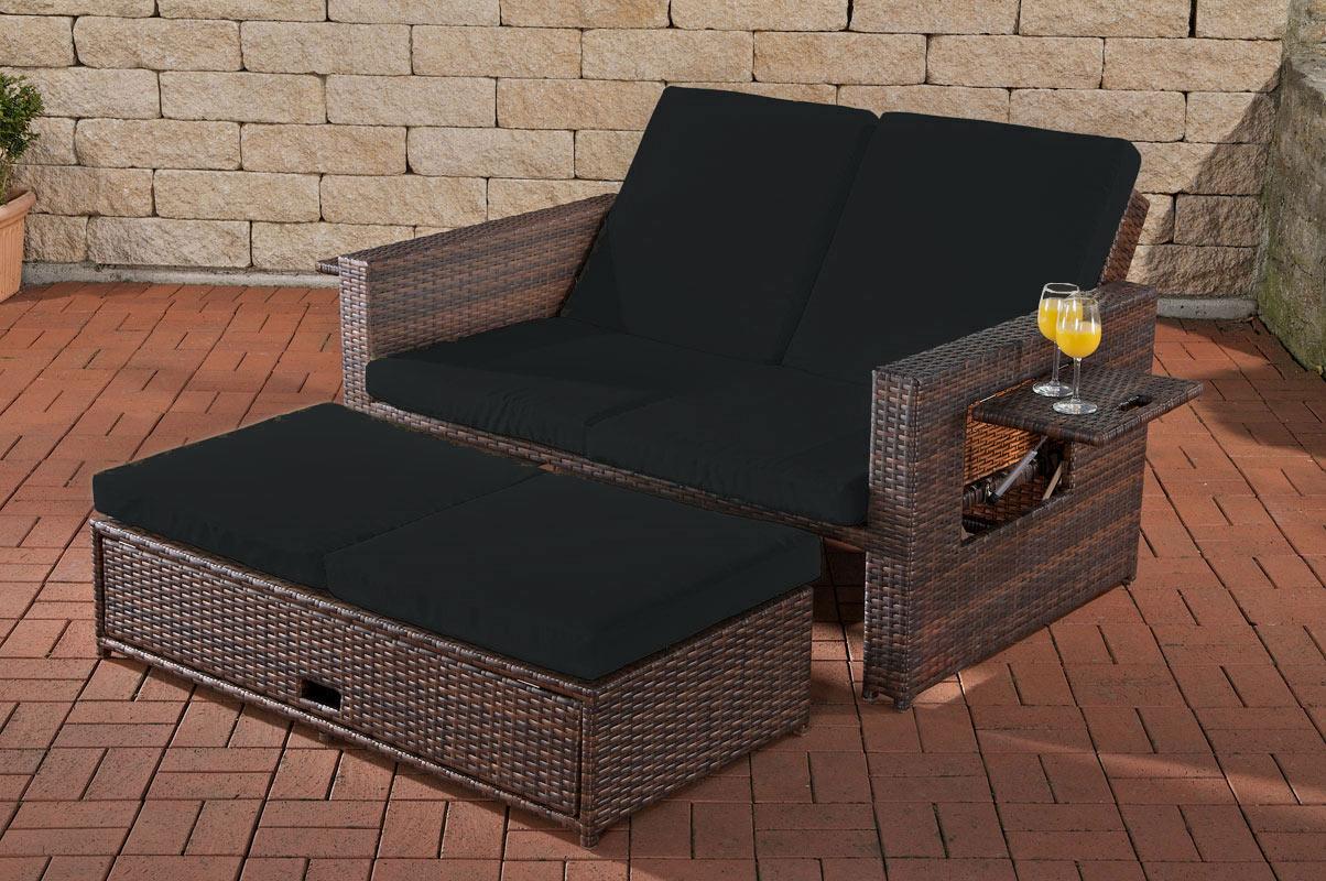 Full Size of Couch Terrasse Sofa Ancona Gartenliegen Gartenmbel Balkon Wohnzimmer Couch Terrasse