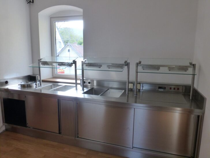Medium Size of Küchen Regal Edelstahlküche Gebraucht Outdoor Küche Edelstahl Garten Wohnzimmer Edelstahl Küchen