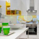Fliesen Küche Fliesenspiegel In Der Kche Das Sind Alternativen Holzfliesen Bad Eckschrank Modulare Hochschrank Gebrauchte Kaufen Tapeten Für Die Oberschrank Wohnzimmer Fliesen Küche