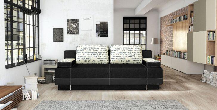 Medium Size of Couch Ausklappbar Sofa Veras Schlafcouch Polstersofa Schlafsofa Polstercouch Ausklappbares Bett Wohnzimmer Couch Ausklappbar
