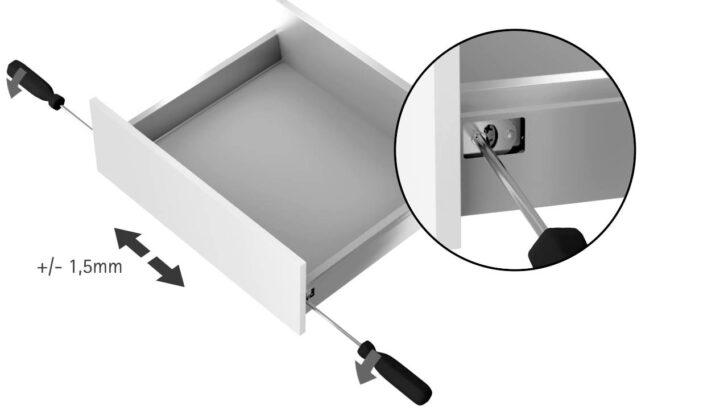 Medium Size of 11 Nobilia Kchen Schubkasten Und Auszge Profi Plus Küche Nolte Betten Schlafzimmer Wohnzimmer Nolte Blendenbefestigung