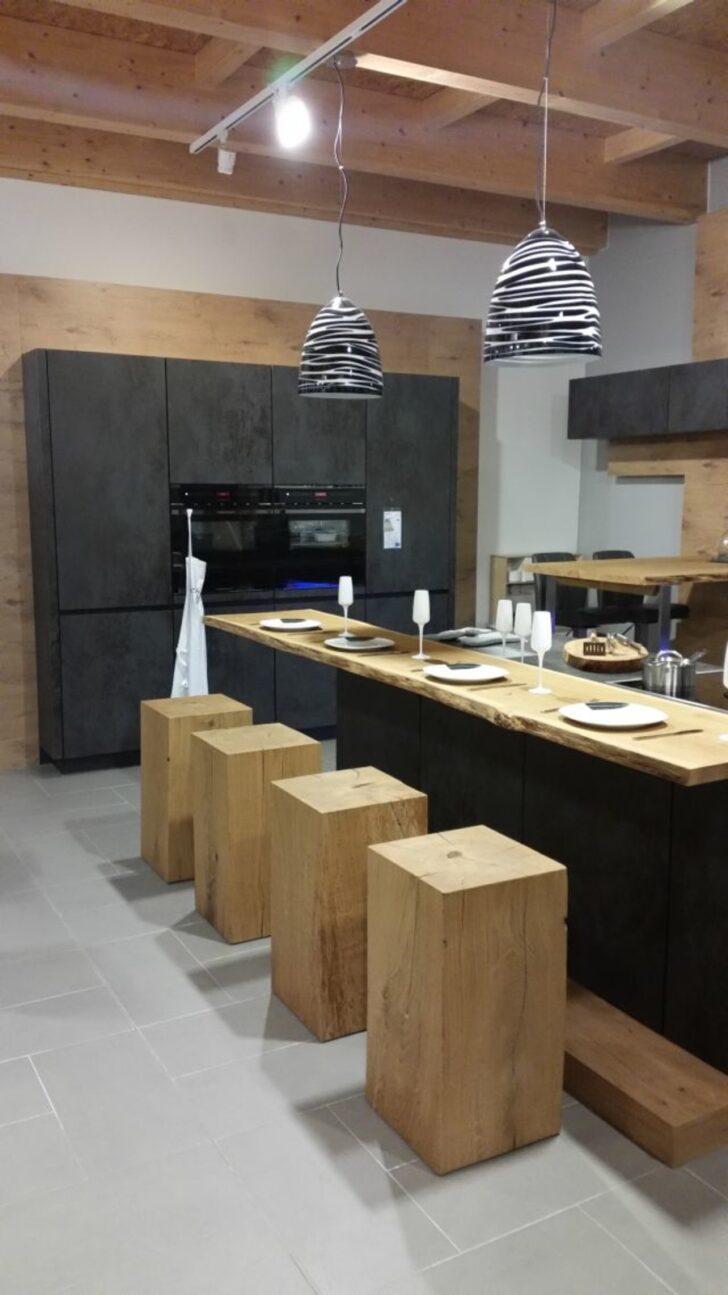 Alno Ag Einbaukche Alnostar Cera Oxide Nero Keramik Alnocera Küche Küchen Regal Wohnzimmer Alno Küchen