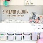 Kinderbett Diy Stauraum Schaffen In Kinderzimmern Unsere Tipps Wohnzimmer Kinderbett Diy