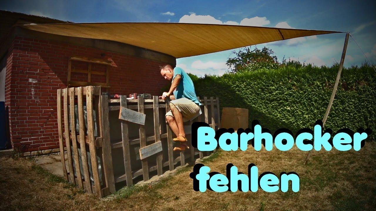 Full Size of Outdoor Theke Barhocker Fr Unsere Youtube Küche Apothekerschrank Edelstahl Kaufen Mit Thekentisch U Form Wohnzimmer Outdoor Theke