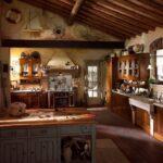 Rustikale Küche Selber Bauen Wunderbare Italienische Kche 20 Sitzbank Sideboard Holz Weiß Eckunterschrank Vorhang Theke Winkel Alno Grifflose Pendeltür Wohnzimmer Rustikale Küche Selber Bauen