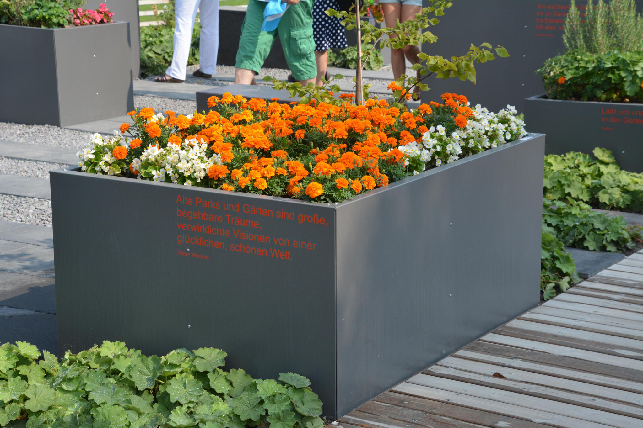 Full Size of Hochbeet Edelstahl Urban Metallmoebel24 Garten Edelstahlküche Gebraucht Outdoor Küche Wohnzimmer Hochbeet Edelstahl