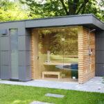 Gartensauna Bausatz Design Gartenhaus Moderne Gartenhuser Schicke Auch Wohnzimmer Gartensauna Bausatz