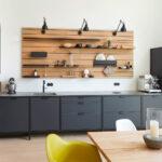 Freistehende Küchen Werk Modulkche Im Industrial Style Jan Cray Mbel Und Kchen Küche Regal Wohnzimmer Freistehende Küchen
