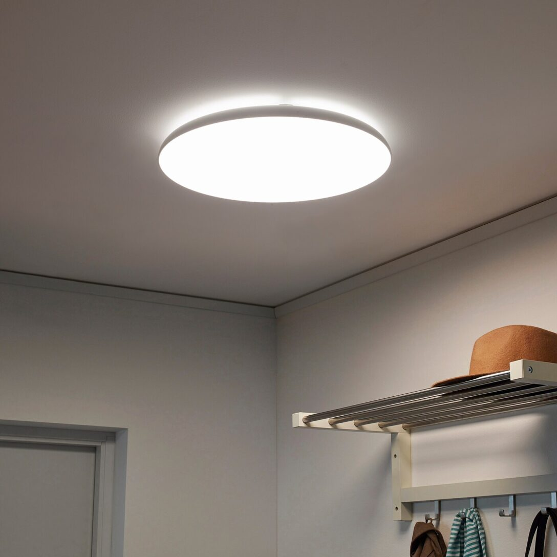 Large Size of Ikea Deckenlampen Nymne Deckenleuchte Betten 160x200 Modulküche Miniküche Bei Küche Kosten Wohnzimmer Modern Für Sofa Mit Schlaffunktion Kaufen Wohnzimmer Ikea Deckenlampen