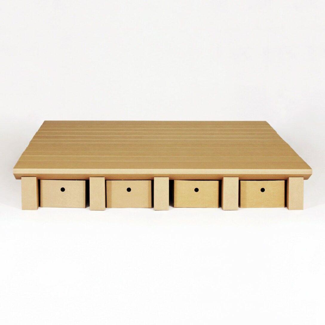 Large Size of Ikea Pappbett Dream Mit Bettksten Drops Miniküche Küche Kosten Betten Bei Sofa Schlaffunktion Modulküche Kaufen 160x200 Wohnzimmer Pappbett Ikea