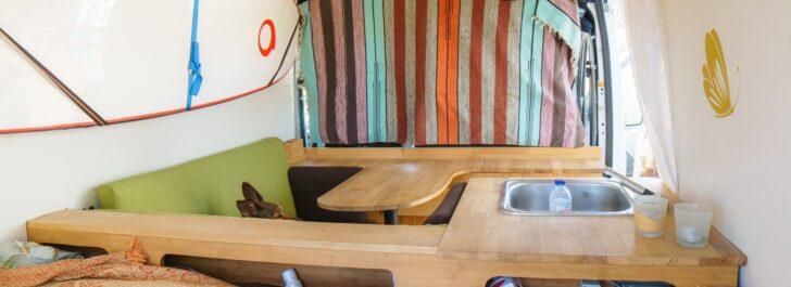 Medium Size of Wohnmobilausbau Wohnmobil Selber Ausbauen Mein Ducato Selbstausbau Bett Mit Ausziehbett Wohnzimmer Ausziehbett Camper