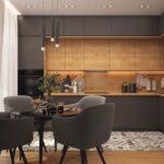 Fliesen Rückwand Küche Wasserhahn Landhausküche Granitplatten Beistelltisch Wandpaneel Glas L Form Spülbecken Hängeschrank Glastüren Möbelgriffe Wohnzimmer Fliesen Rückwand Küche