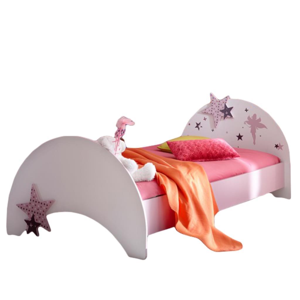 Full Size of Bett Weiß 90x200 Betten Mit Bettkasten Mädchen Schubladen Lattenrost Und Matratze Weißes Kiefer Wohnzimmer Kinderbett Mädchen 90x200