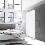 Schlafzimmer Komplett Modern Schlafzimmerset Weiss Grau Matt 3d Optik Nicato5 Designermbel Regal Deckenlampe Nolte Vorhänge Günstige Poco Loddenkemper Wohnzimmer Schlafzimmer Komplett Modern