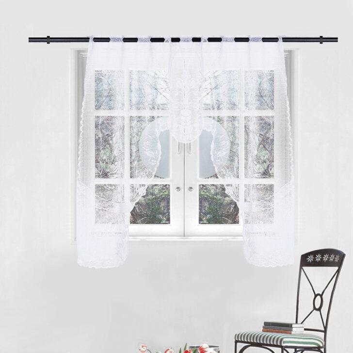 Medium Size of Lace Kaffee Vorhang Kchenvorhang Fensterschal Home Decoration New Wohnzimmer Küchenvorhang