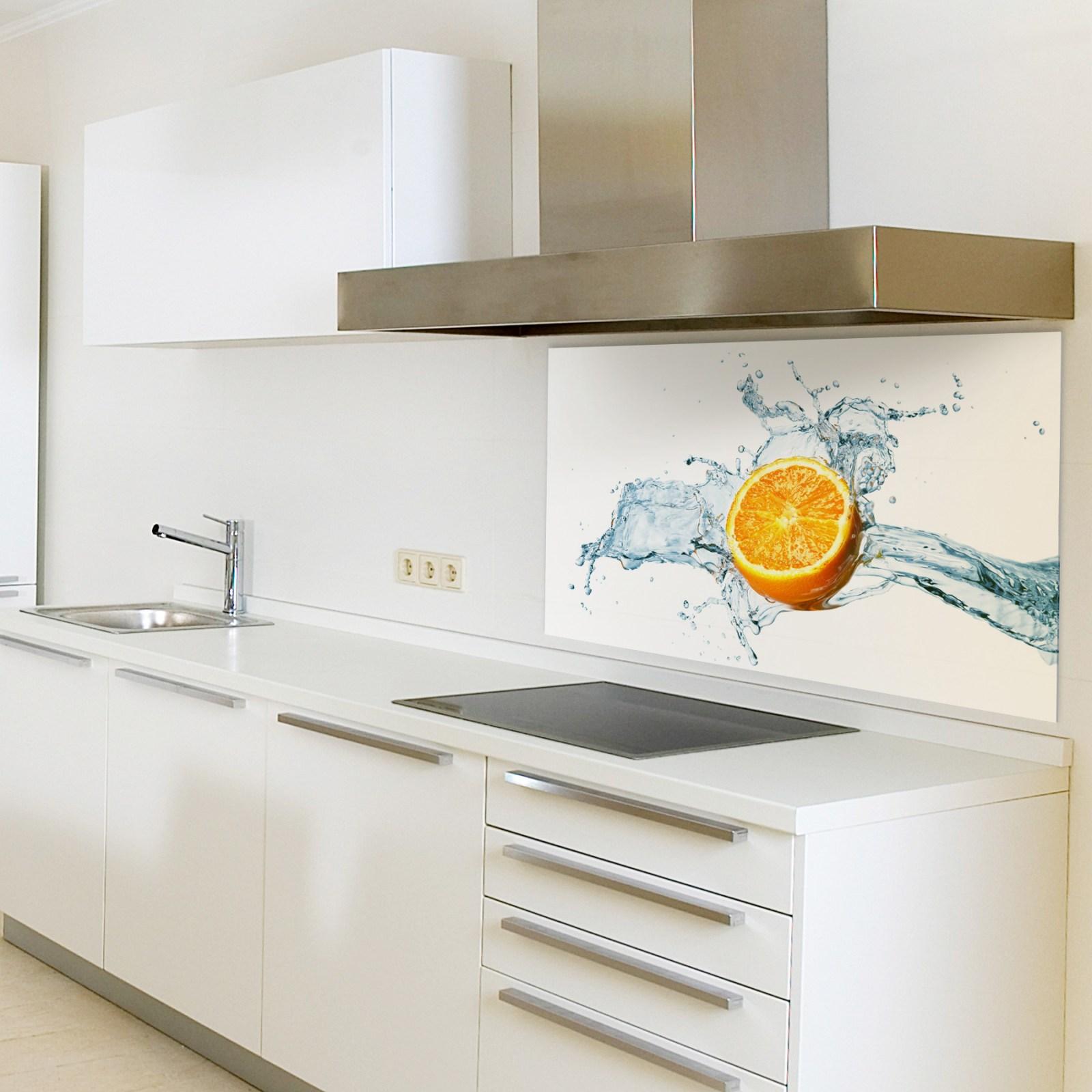 Full Size of Küchen Glasbilder Regal Bad Küche Wohnzimmer Küchen Glasbilder