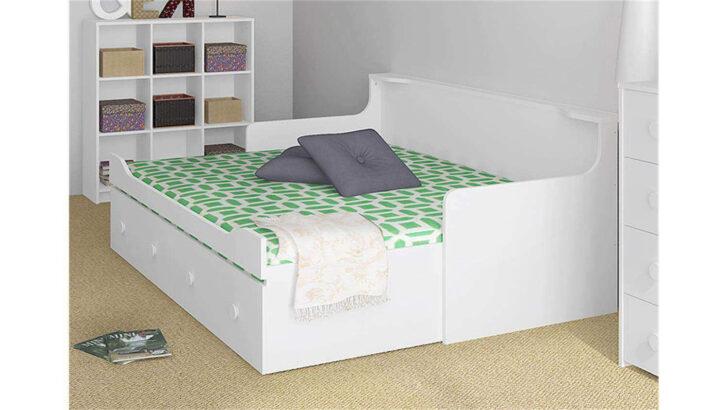 Medium Size of Ikea Ausziehbett 140x200 Bett Mit Sonoma Eiche Weißes Ohne Kopfteil Weiß Selber Bauen Günstige Betten Bettkasten Matratze Und Lattenrost Günstig Paletten Wohnzimmer Ausziehbett 140x200