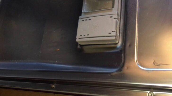 Medium Size of Bosch Siemens Geschirrspler Mbelfront Abbauen Youtube Nolte Küche Betten Schlafzimmer Wohnzimmer Nolte Blendenbefestigung