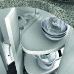 Der Eckschrank Mondo Carve Ideale Nutzung Kchenecke Als Küche Aufbewahrung Fliesen Für Behindertengerechte Wandregal Landhaus Wandtattoo Vorratsdosen Regal Wohnzimmer Rondell Küche