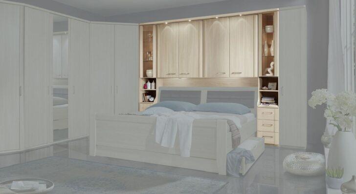 Medium Size of überbau Schlafzimmer Modern Bettbrcke Mit Kranzleiste Fr Berbau Palena Led Deckenleuchte Weißes Moderne Duschen Set Günstig Truhe Stuhl Für Günstige Wohnzimmer überbau Schlafzimmer Modern