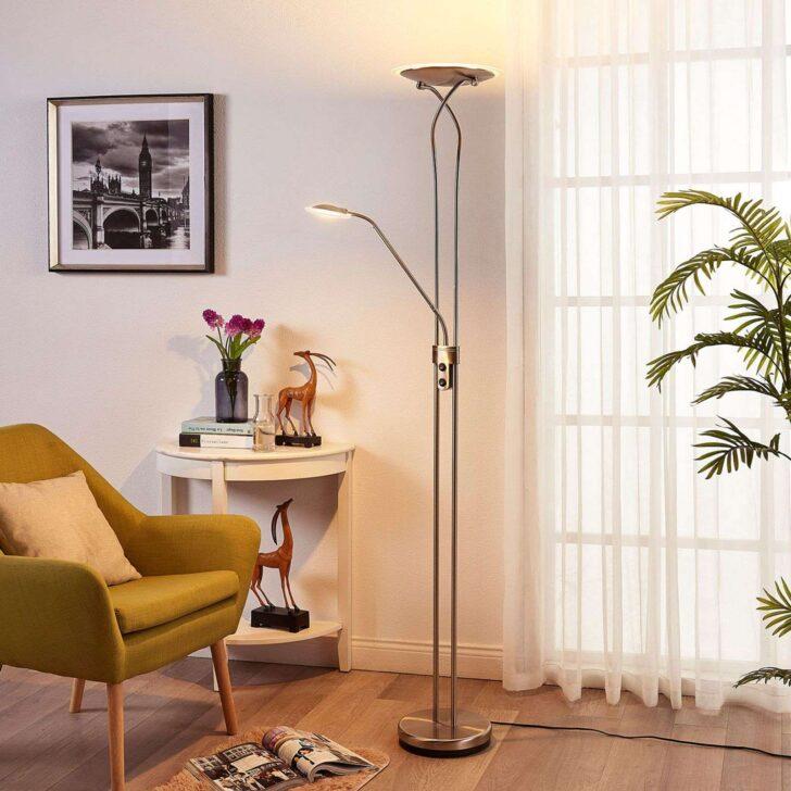 Medium Size of Wohnzimmer Stehleuchte Led Stehleuchten Stehlampen Stehlampe Dimmbar Chesterfield Sofa Leder Gardine Vitrine Weiß Spot Garten Hängeleuchte Deckenleuchten Wohnzimmer Wohnzimmer Stehlampe Led