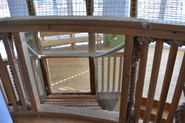 Medium Size of Wellness Mit Kindern Unser Kurzurlaub Im Bergossene Alm Resort Klettergerüst Garten Wohnzimmer Klettergerüst Indoor Diy