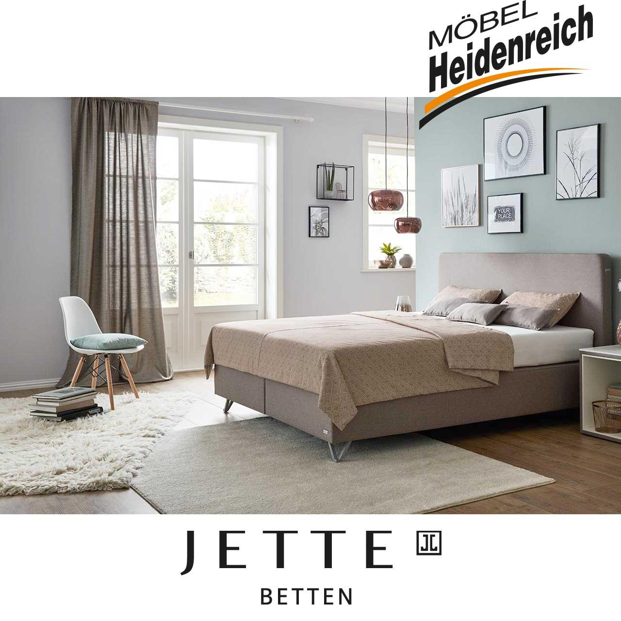 Full Size of Polsterbett 200x220 Boxspringbett Jette Betten 101 Mbel Heidenreich Bett Wohnzimmer Polsterbett 200x220