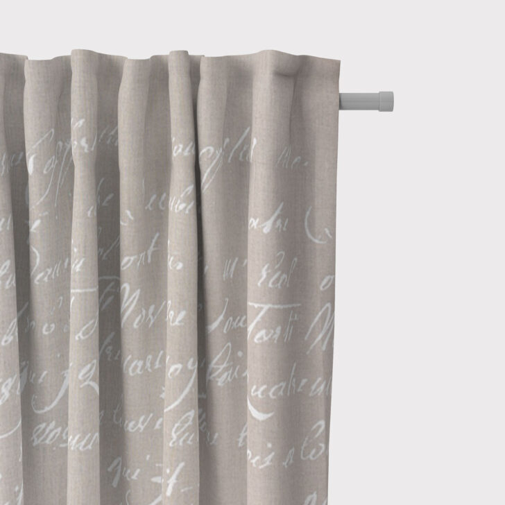 Medium Size of Vorhänge Schner Leben Leinen Vorhang Vorhangschal Mit Smok Schlaufenband Schlafzimmer Küche Wohnzimmer Wohnzimmer Vorhänge