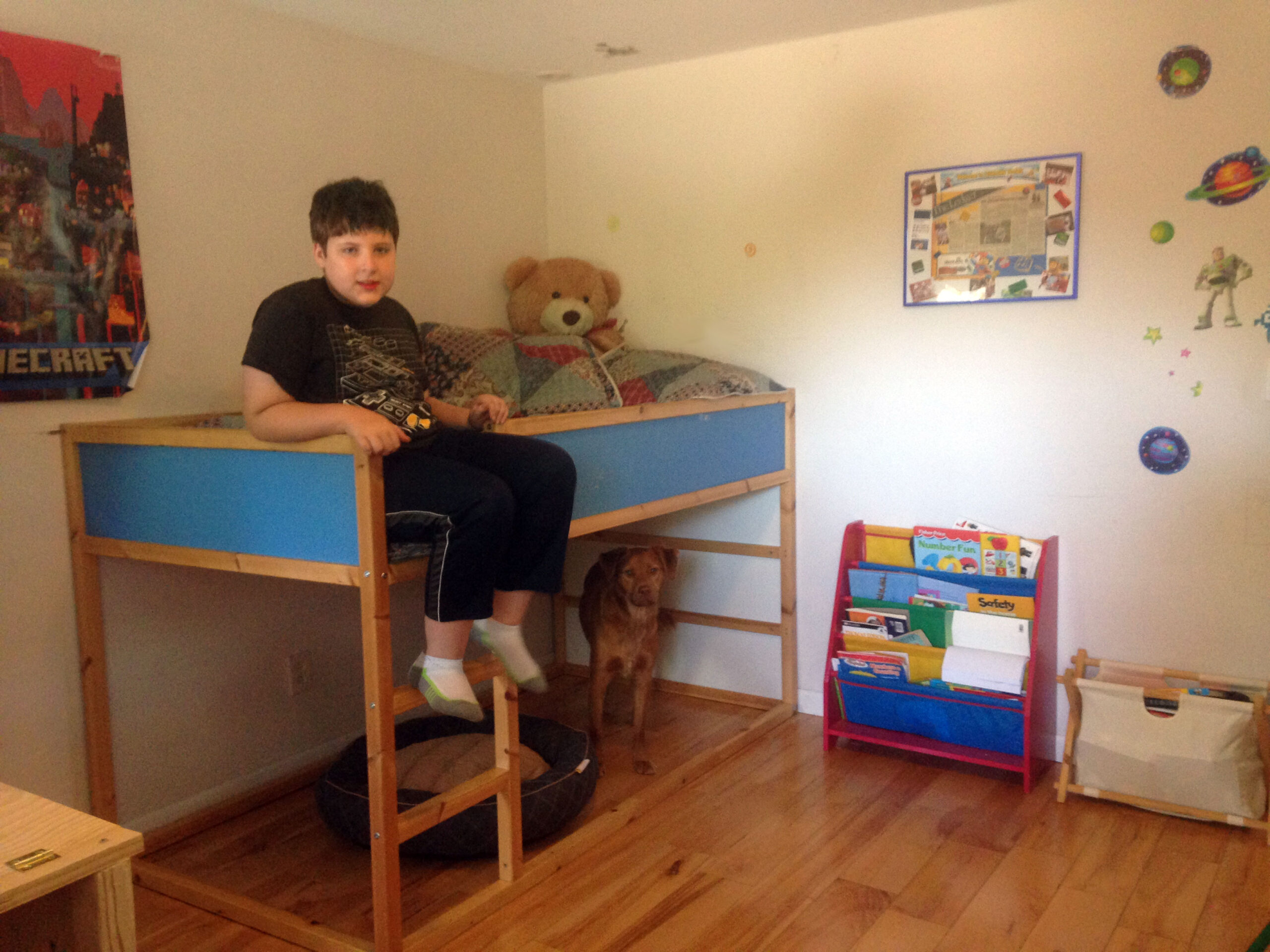 Full Size of Usb Bed Save Money By Hacking An Ikea Kura Jennifer Maker Wohnzimmer Kura Hack