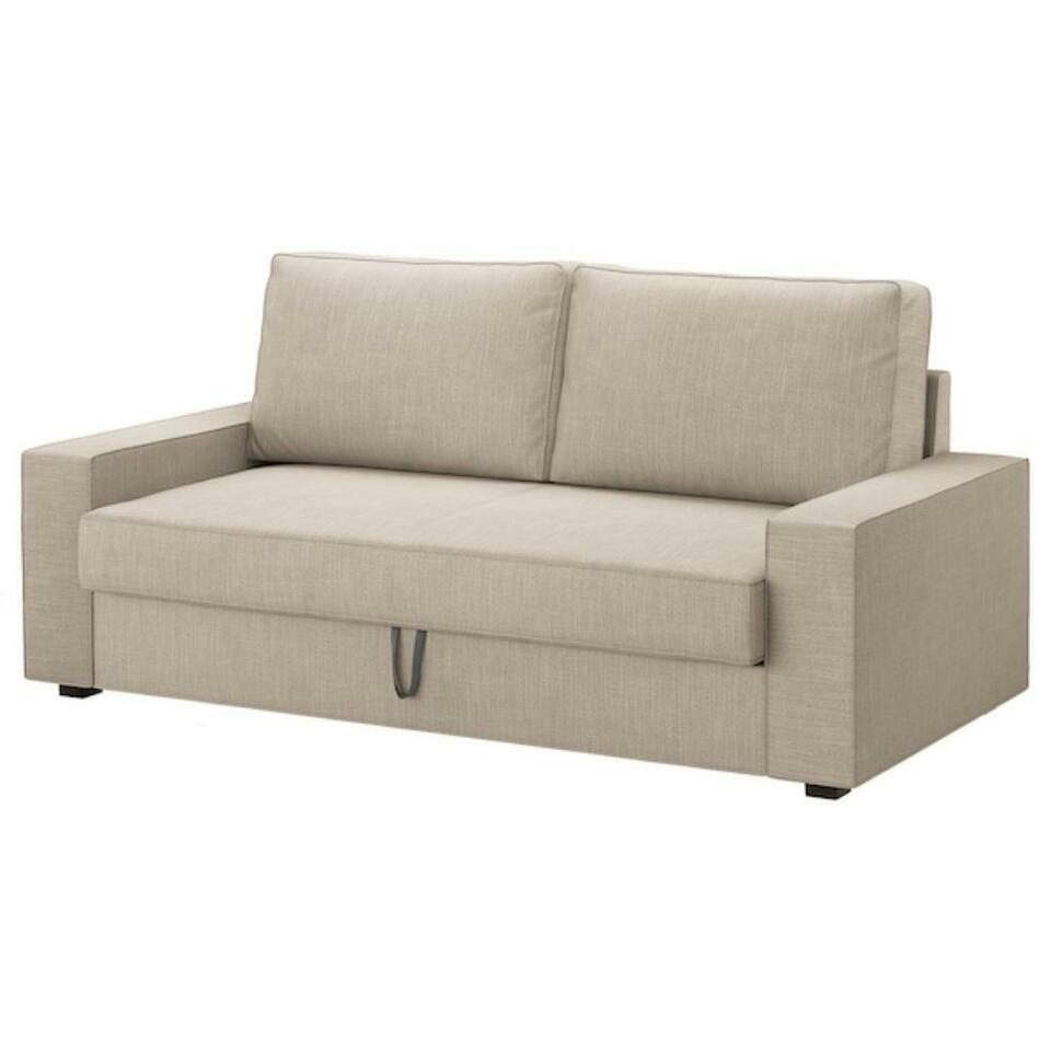 Full Size of Ikea Vilasund Couch Schlafsofa Gstebett Schlafcouch 3 Sitzer In Betten 200x200 Bett Komforthöhe Stauraum Liegefläche 180x200 Weiß 160x200 Mit Bettkasten Wohnzimmer Schlafsofa 200x200