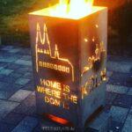 Feuerstelle Garten Eckig Liegestuhl Klapptisch Edelstahl Paravent Aufbewahrungsbox Und Landschaftsbau Hamburg Liege Eckbank Feuerstellen Im Tisch Holzhäuser Wohnzimmer Feuerstelle Garten Eckig