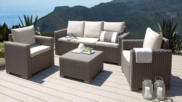 Medium Size of Sitzgruppe 6 Teilig Geflecht Lounge Set 4 Teilig D Küche Wohnzimmer Outliv. Kalibo Sitzgruppe 6 Teilig Geflecht