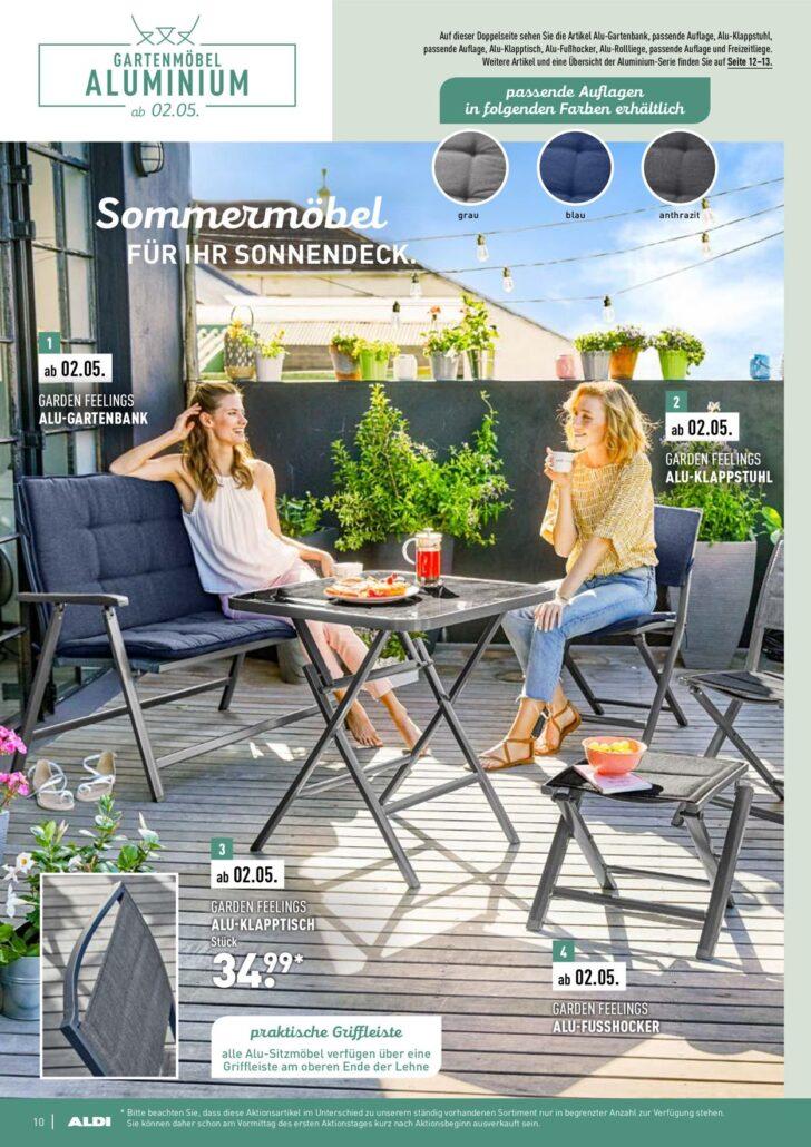 Medium Size of Aldi Nord Aktueller Prospekt 2103 23052019 10 Jedewoche Relaxsessel Garten Wohnzimmer Aldi Gartenbank