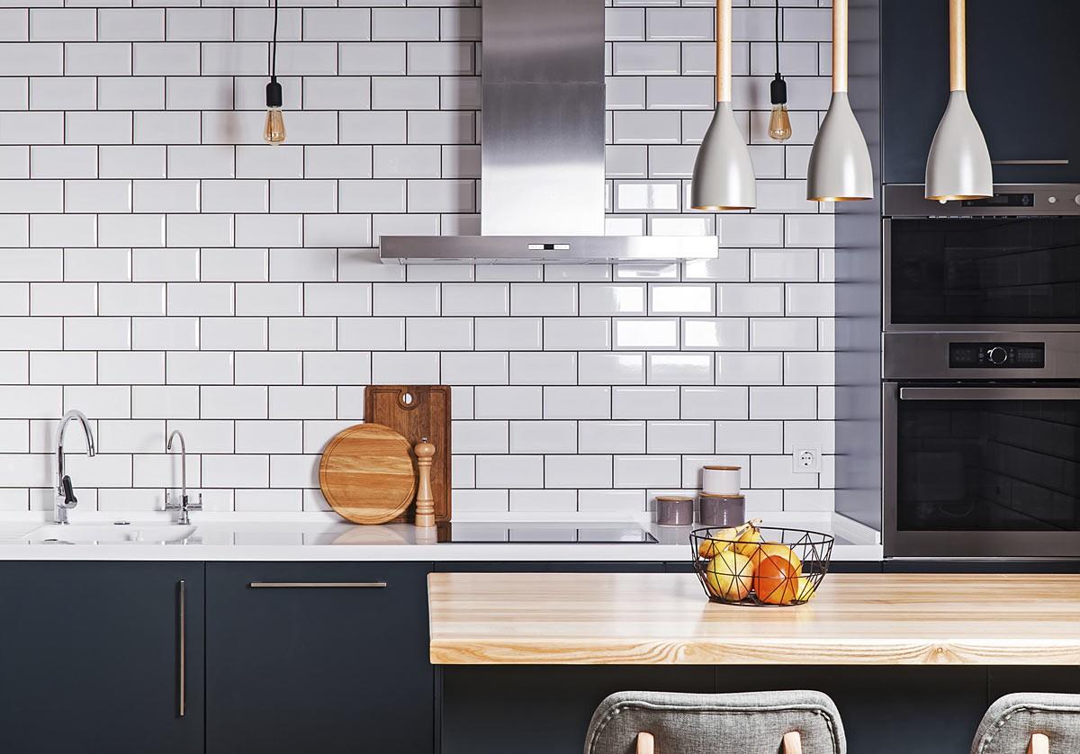 Full Size of Küchen Fliesenspiegel Kchenfliesen So Finden Sie Richtigen Fliesen Fr Ihre Kche Küche Glas Selber Machen Regal Wohnzimmer Küchen Fliesenspiegel