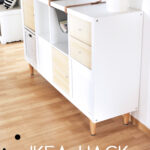 Sideboard Gnstig Selber Machen Ikea Hack Bonny Und Kleid Miniküche Sofa Mit Schlaffunktion Betten 160x200 Küche Kosten Modulküche Bei Anrichte Kaufen Wohnzimmer Anrichte Ikea