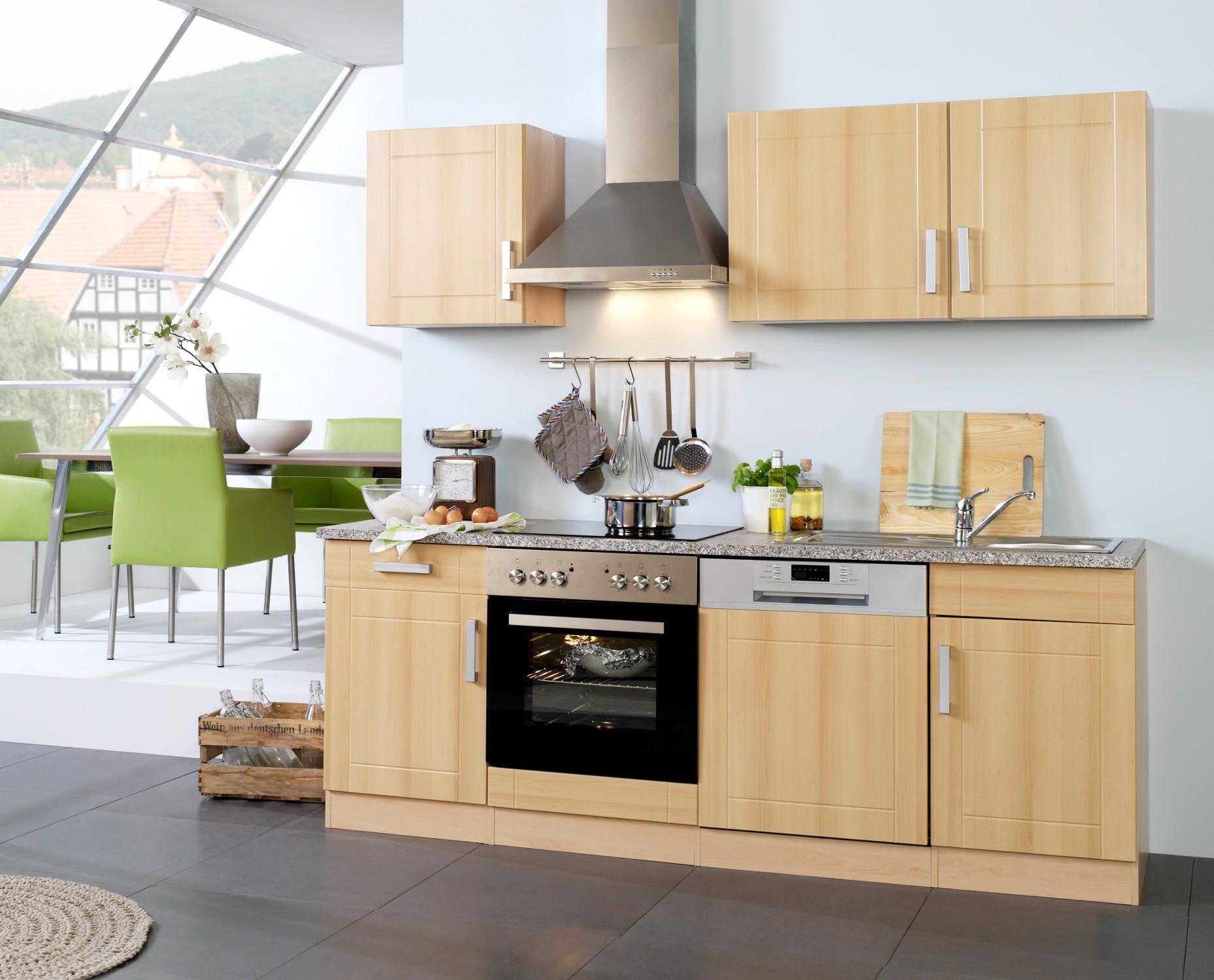 Full Size of Real Küchen Kche Mit Elektrogerten U Form Billig Kaufen Und Montage Regal Wohnzimmer Real Küchen