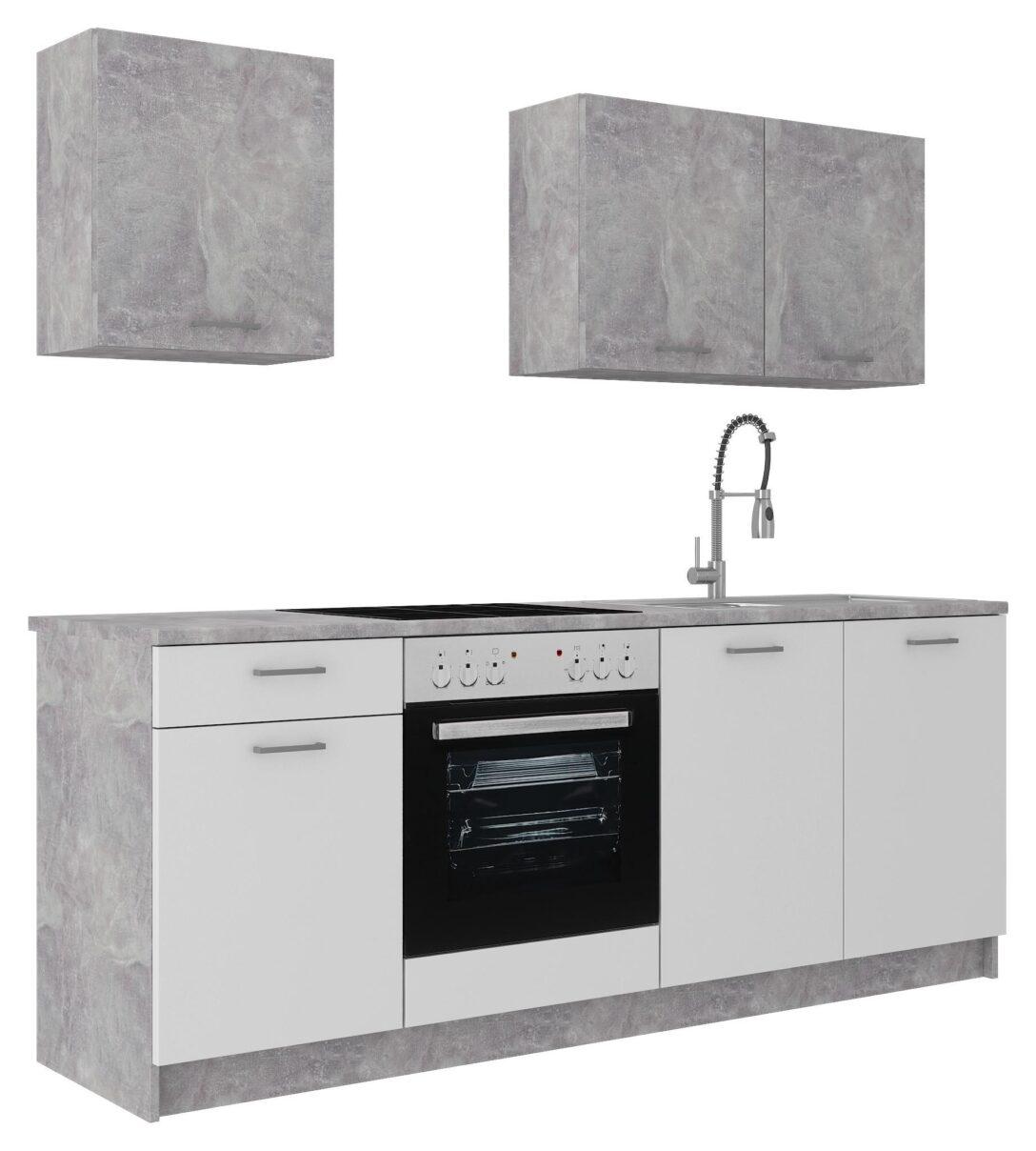 Large Size of Modernen Kchenleerblock In Stone Kaufen Küchen Regal Wohnzimmer Möbelix Küchen
