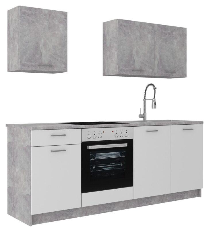 Medium Size of Modernen Kchenleerblock In Stone Kaufen Küchen Regal Wohnzimmer Möbelix Küchen