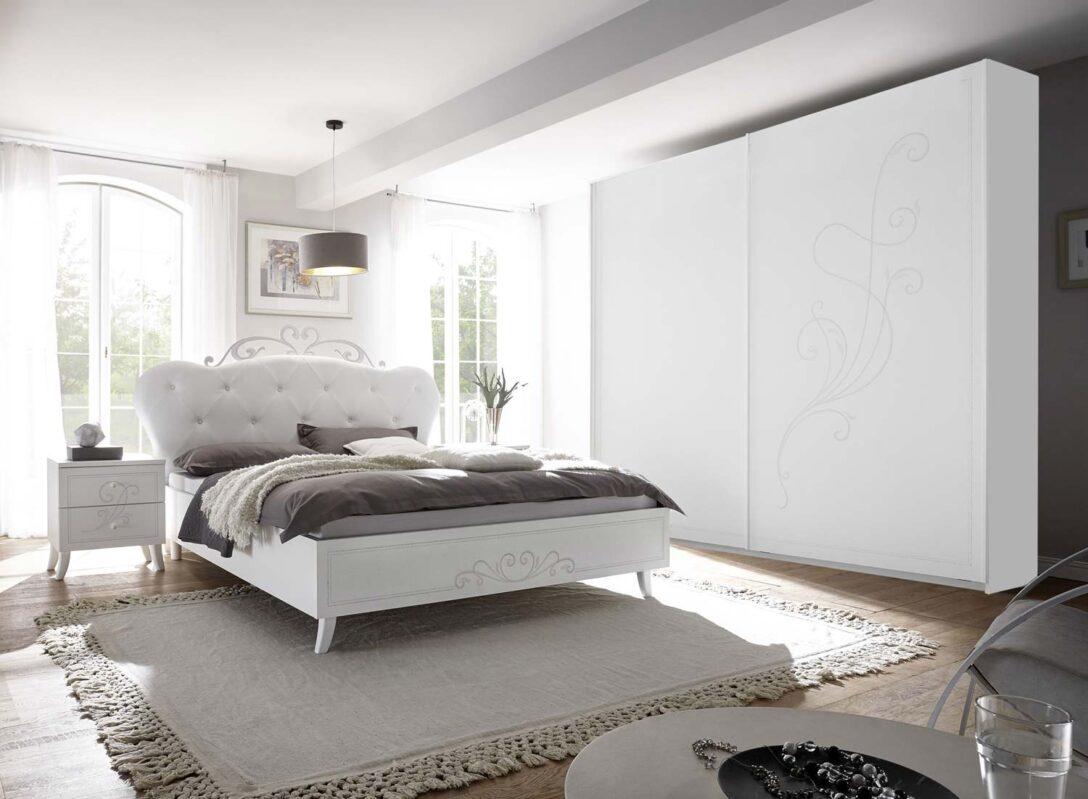 Large Size of Schlafzimmer Komplett Kleiderschrank Bett 180x200cm Wei Neu Led Deckenleuchte Badezimmer Guenstig Günstige Komplettangebote Stuhl Weiß Schränke Massivholz Wohnzimmer Schlafzimmer Komplett