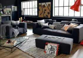Tom Tailor Big Sofa
