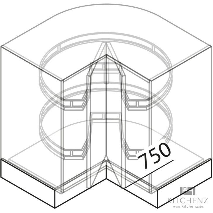 Medium Size of Nolte Kchen Eckschrank Uek90 Gnstig Kaufen Wohnzimmer Küchenkarussell