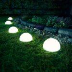Solar Bodenlichterkette Gnstig Bei Aldi Nord Relaxsessel Garten Wohnzimmer Solarkugeln Aldi