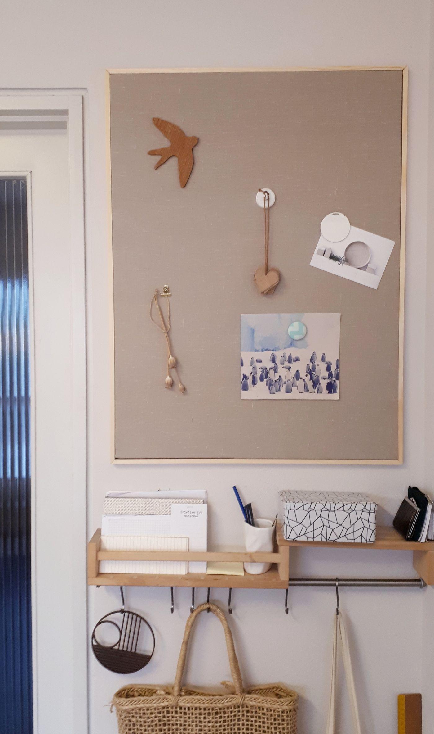 Full Size of Eine Pinnwand Selber Machen Und Deko Ideen Behindertengerechte Küche Stehhilfe Einbauküche Mit E Geräten Outdoor Kaufen Weiß Hochglanz Auf Raten Landhaus Wohnzimmer Pinnwand Küche