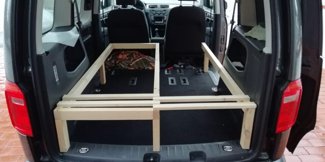 Large Size of Ausziehbett Camper Diy Caddy Bett Zum Ausziehen Eine Baubeschreibung Mit Wohnzimmer Ausziehbett Camper
